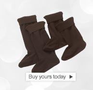 Buy your Welly Warmers today