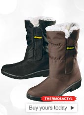 Buy your thermal boots today