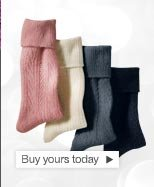 Buy your socks today
