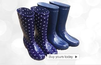 Buy your wellies today