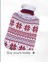 Buy your hot water bottle today
