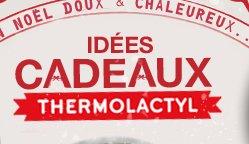 Idées cadeaux Thermolactyl