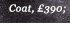 Coat £390