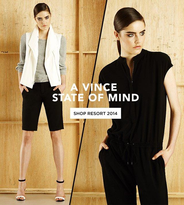 Shop Vince Resort 2014