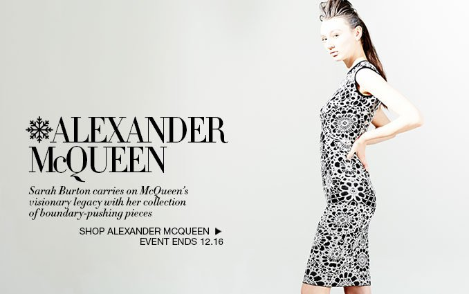 Shop Alexander McQueen for Women