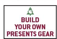 Shop 'Build Your Own Presents' Gear