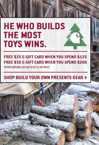 FREE $25 E-GIFT CARD WHEN YOU SPEND $125 - FREE $50 E-GIFT CARD WHEN YOU SPEND $200