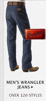 Mens Wrangler Jeans on Sale