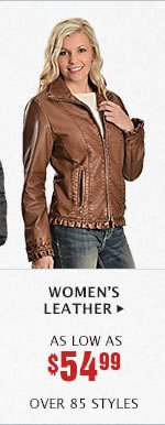 Womens Leather on Sale
