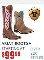 Womens Ariat Boots on Sale