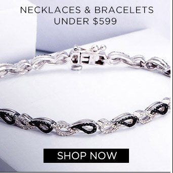 Necklaces & Bracelets Under $599