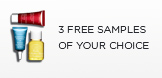 3 Free Samples