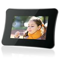Adorama - Coby DP-840 8 (16:9) Widescreen Contempory Style Digital Photo Frame