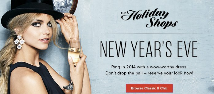 Browse Classic and Chic