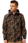 The Altitude Tech Jacket in Nightfall Floral