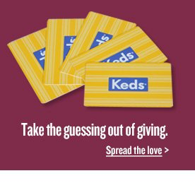 Take the guessing out of giving.