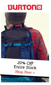 Shop Burton 20% Off