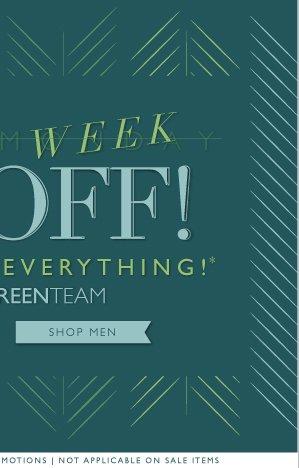 griffin   Green Week