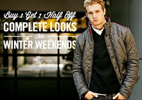 Shop Complete Looks for Winter Weekends