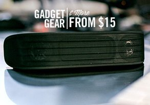 Shop Gadget Gear & More from $15