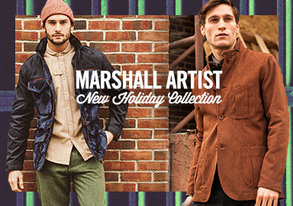 Shop NEW Marshall Artist Outerwear & More