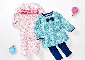 Absorba Baby: Sweet Sets & Rompers