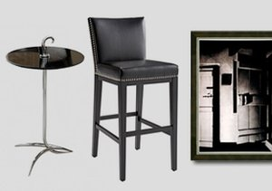 A Dark Room: Furniture & Décor