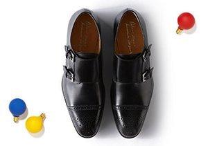 Essential Dress Shoes: Monk Straps