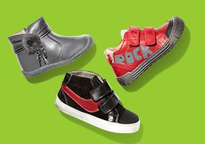 Billowy Shoes & Boots