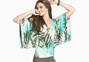 Starting at $19: Date-Night Tops