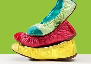 Gifts Under $40: Foldable Flats