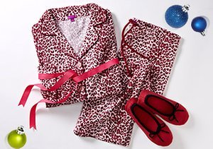 Give Cozy: Robes, Slippers & PJs