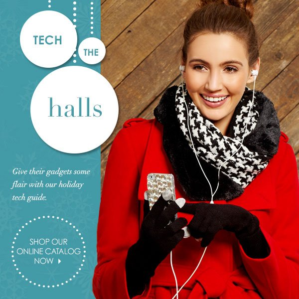 Tech the halls with our holiday guide