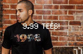 MRKT: 9.99 Tee BLOWOUT