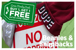 Tis the Season: Beanies & Snapbacks