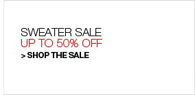 Shop Sweater Sale, Up to 50% Off