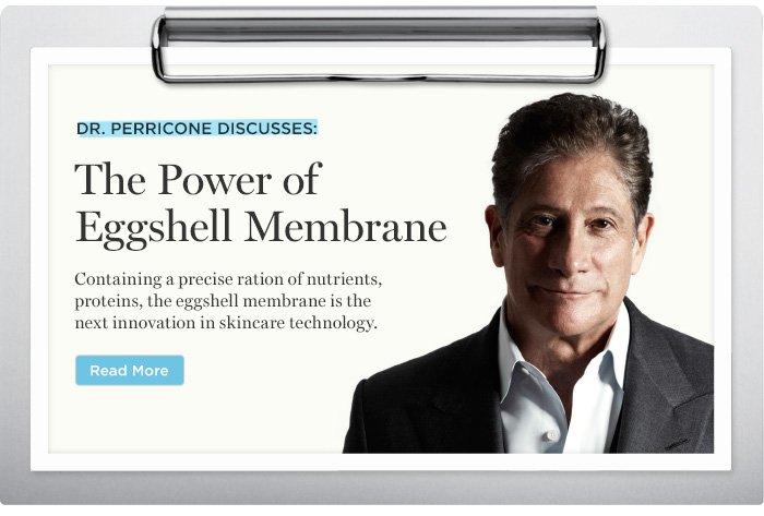 The Power of Eggshell Membrane