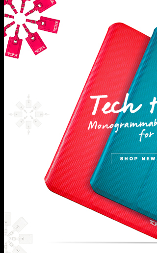 Tech the Halls - Shop New iPad Air Cases