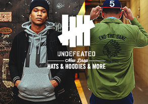 Shop NEW Undftd: Hats, Hoodies & More