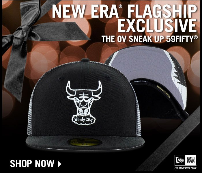 New Era Flagship Exclusive: OV Sneak Up 59FIFTY ? Shop Now!