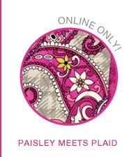 Paisley Meets Plaid