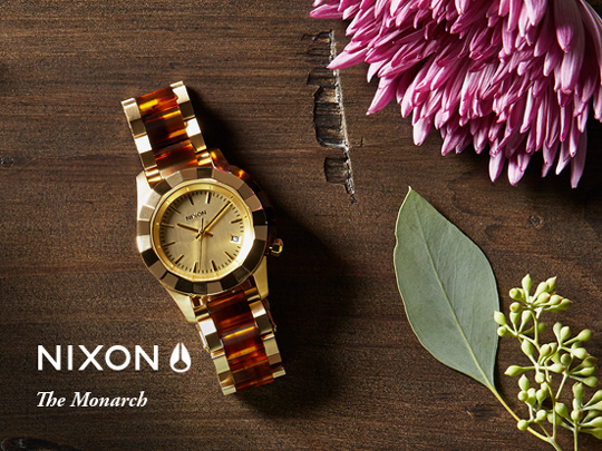 Nixon | The Monarch