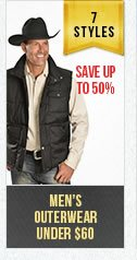 Mens Outerwear Under 60