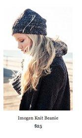 Imogen Knit Beanie