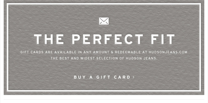 The Perfect Fit - Buy A Gift Card