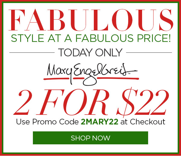 Mary Engelbreit 2 for $22 - Shop Now