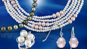 Pearls, Gemstones and more