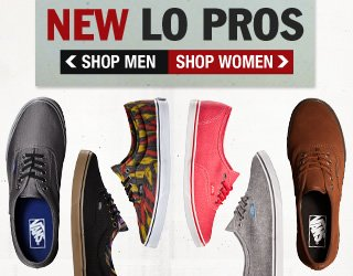 Shop New Lo Pro Colors and Prints!