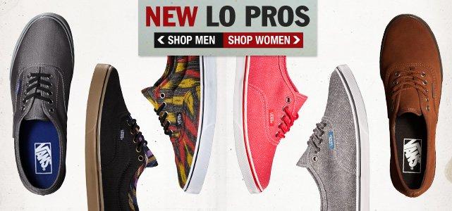 Shop New Lo Pro Colors and Prints!