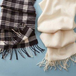 Luxe Looks: Velvet & Cashmere